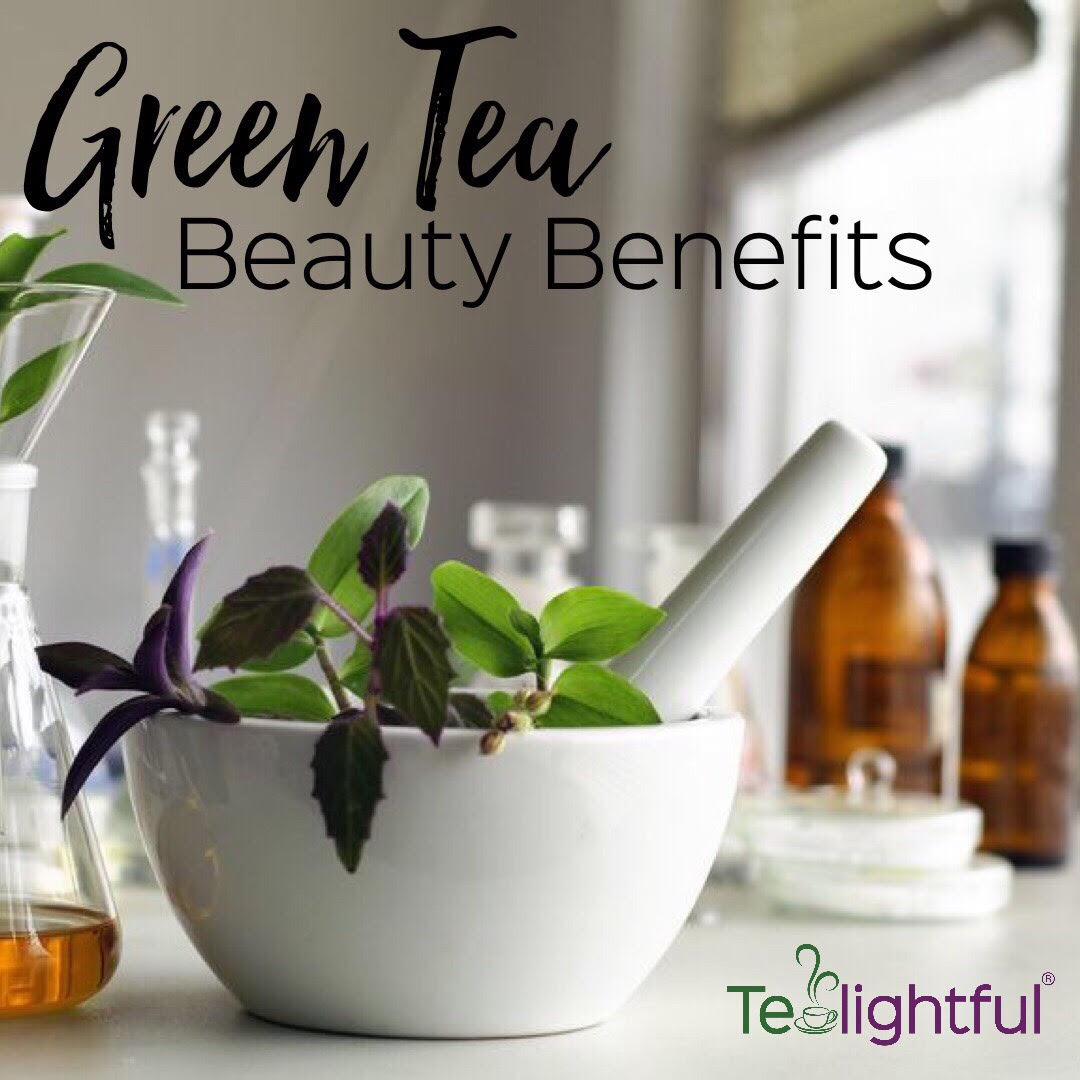 tealightful skincare benefits of earl grey green