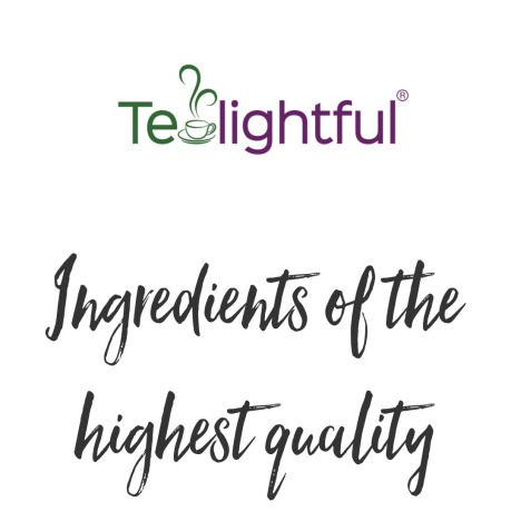 Tealightful offers the best quality natural ingredients