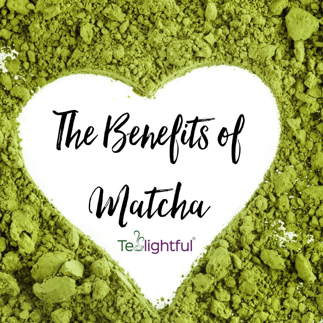 matcha benefits